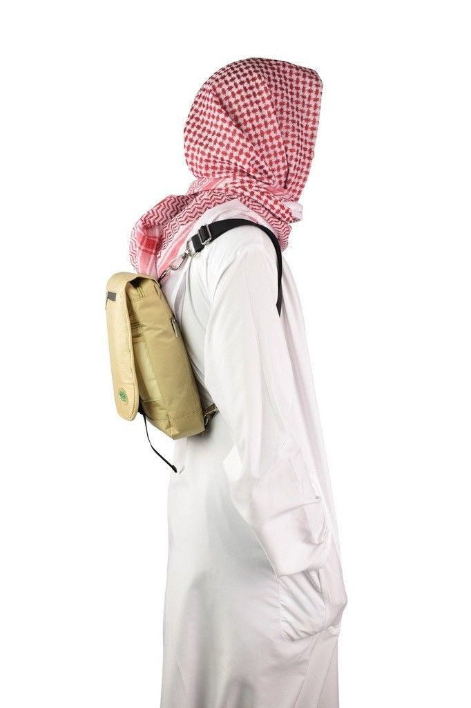 hajj safe product Secure Islamic Hajj   Umrah Side   Back Pack ( Brand new ) 031460a698
